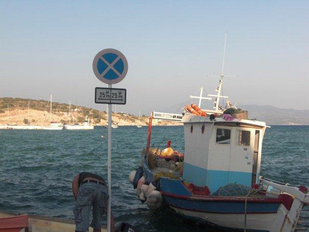 Pythagorio Harbour