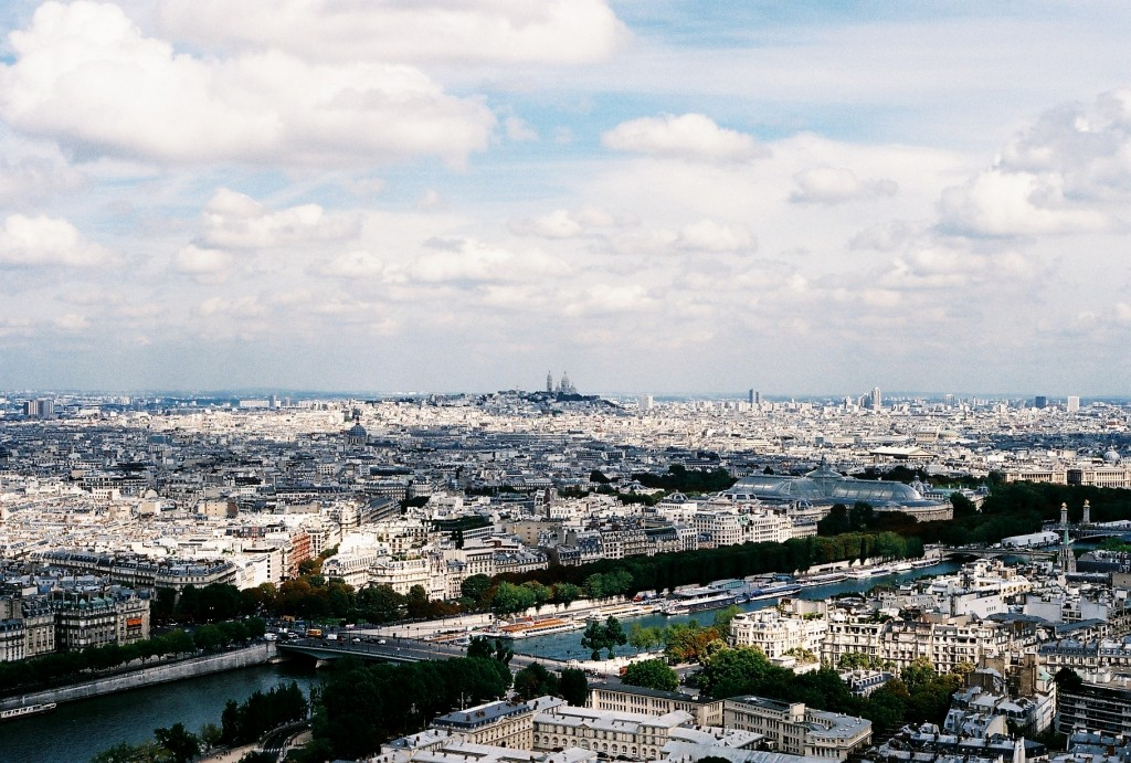 Photo of the Week: Paris Skyline