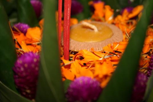 Loi Krathong Candle