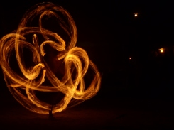 Fire Dancer, Fiji