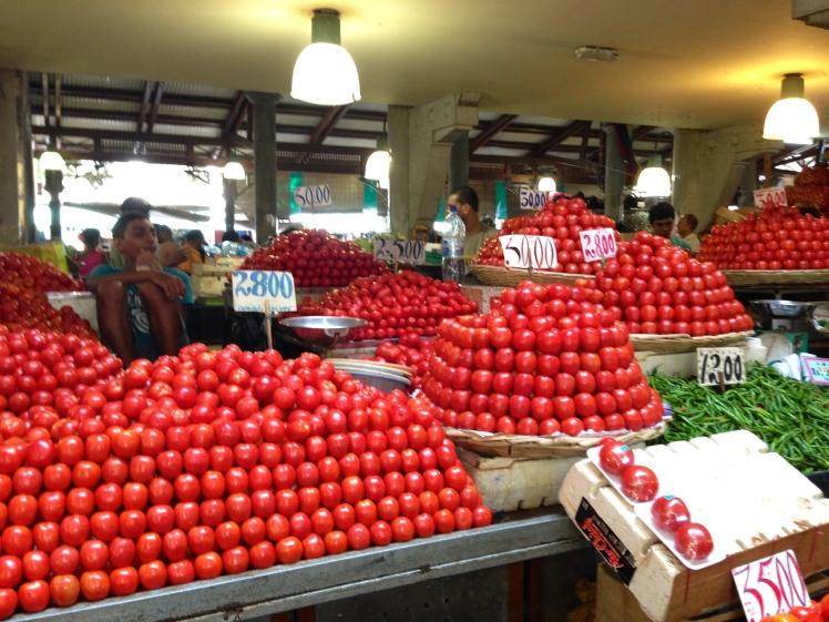 Port Louis Fruit & Veg Market