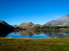 Moke Lake, New Zealand