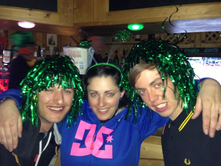 St Paddy's Day!