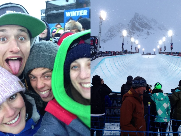 Superpipe at the X Games!
