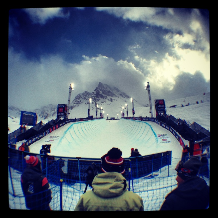 The X Games Superpipe