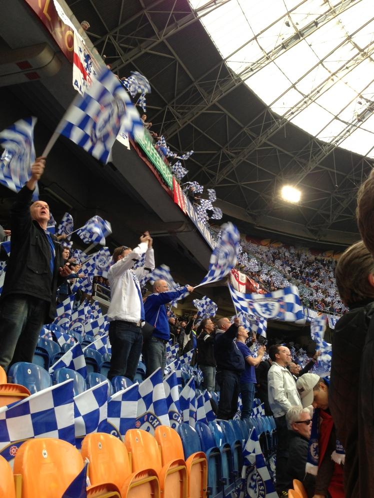 Proud Chelsea Fans