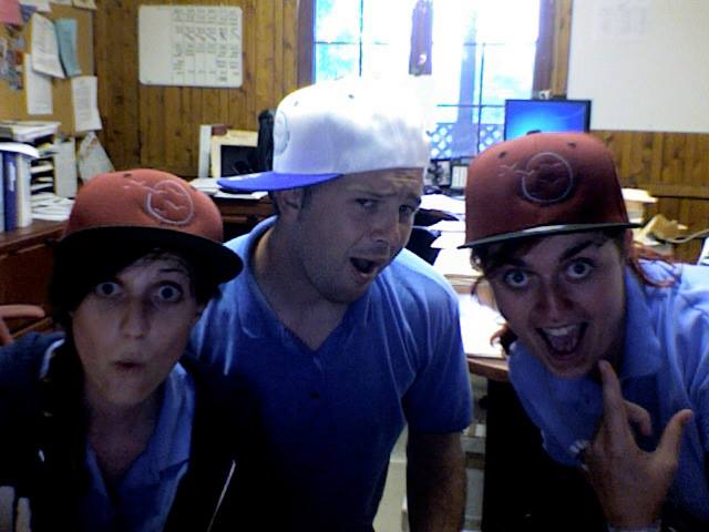 Loving the Snapbacks!