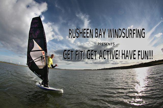 Rusheen Bay Windsurfing