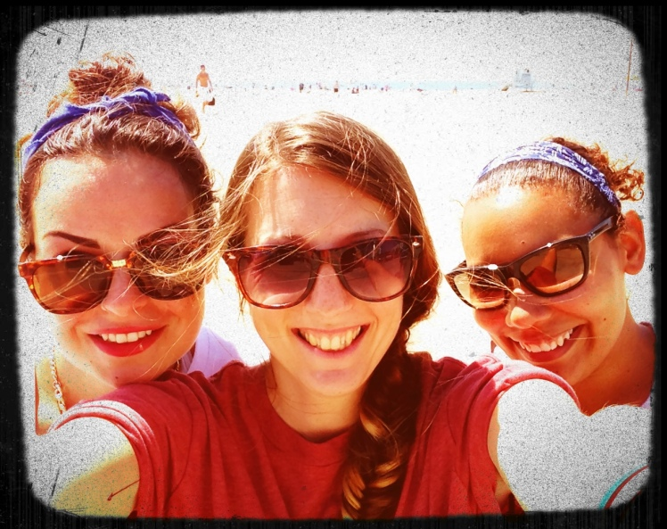 Besties On The Beach, Santa Monica
