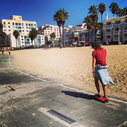 Santa Monica Skating