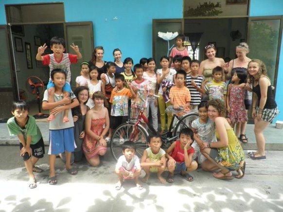 Nomadic Backpacker Travel Snorkel Vietnam