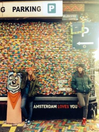 Amsterdam loves you