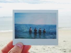 Boys at the Beach