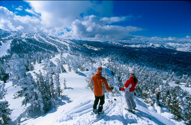The Ride Tahoe Skiing