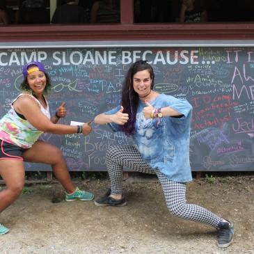 I love Camp Sloane