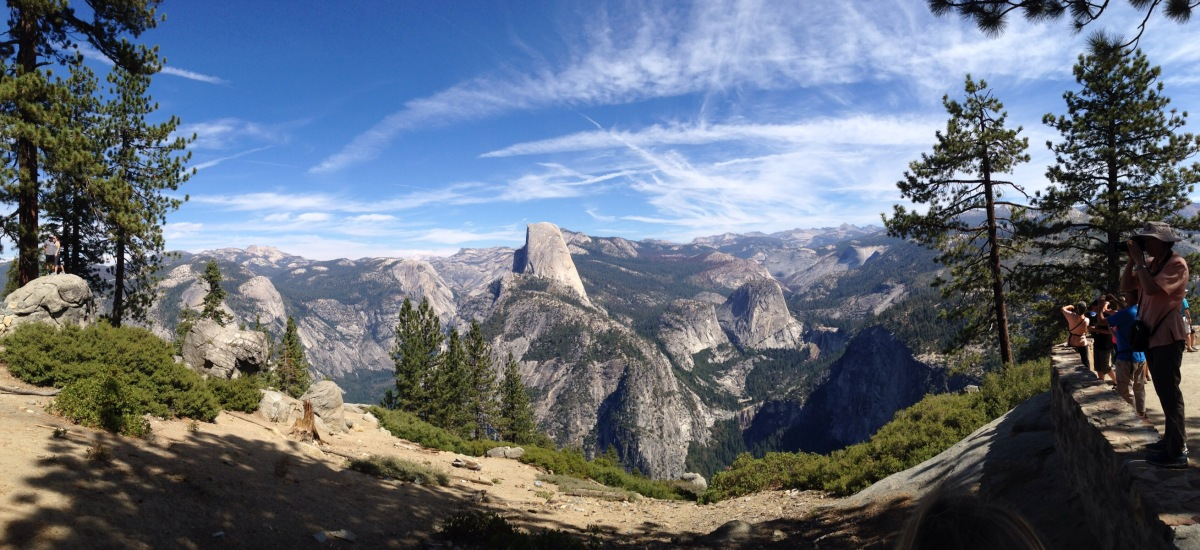 A USA Road Trip (Part 1): Fresno to Yosemite