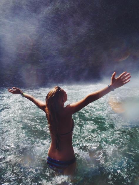 La Fortuna Waterfall, Costa Rica