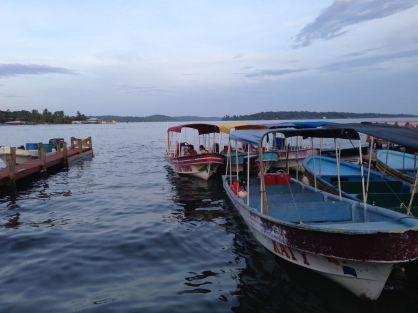 Floating Docks Bocas panama