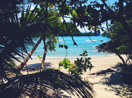 Another breathtaking beach Manuel Antonio