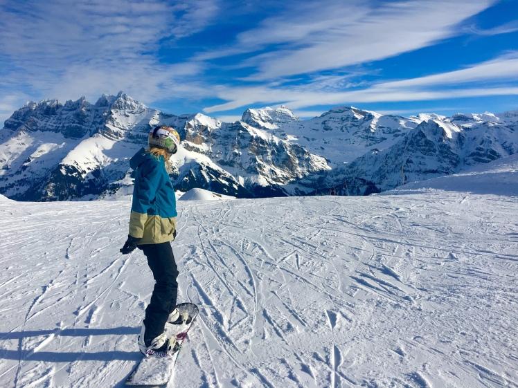 Ski trip switzerland