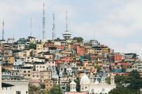 Guayaquil views Ecuador