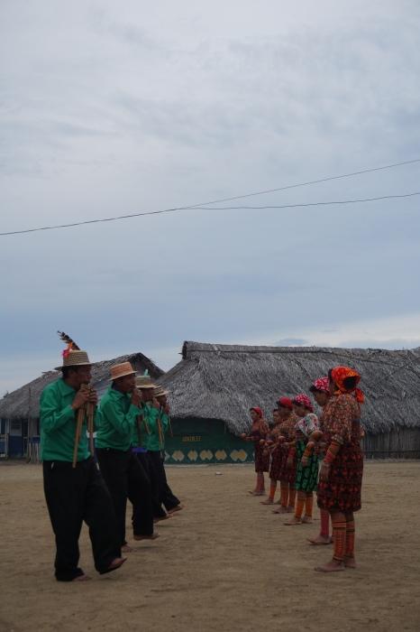 Kuna Dance