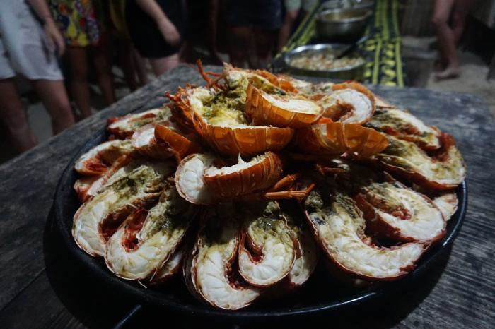 San Blas Islands Lobster