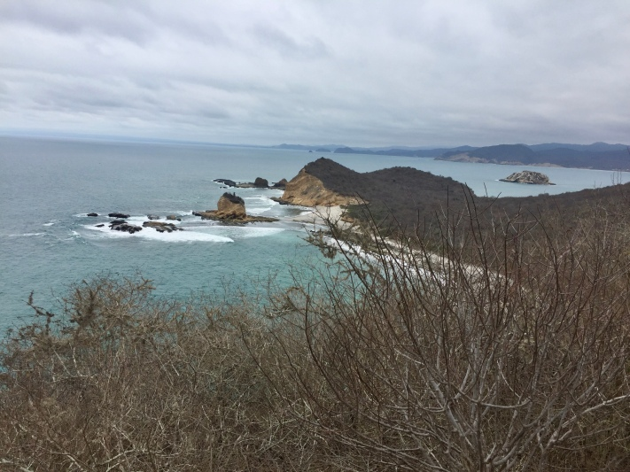 Isla de La plata ecuador