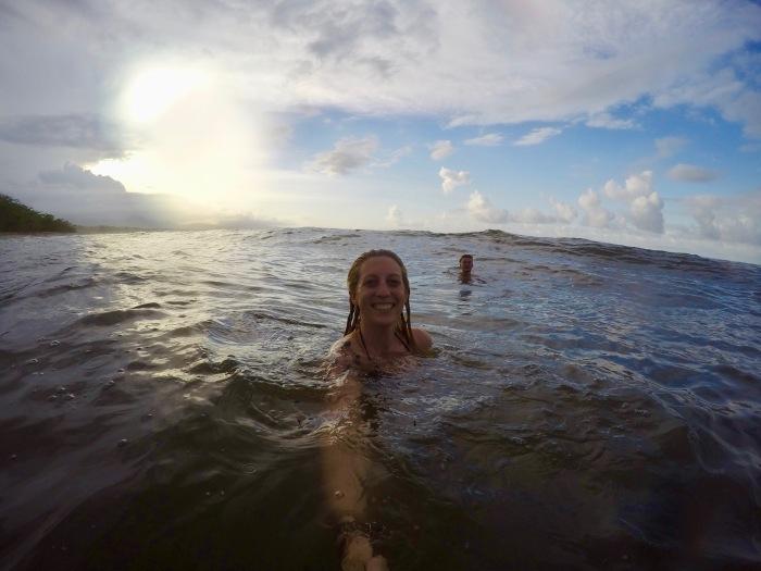 Merecumbe Sea Swimming