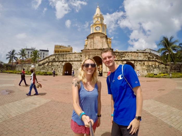 Cartagena Clock, Colombia