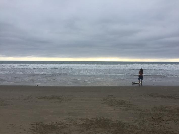 Montanita ecuador surf life