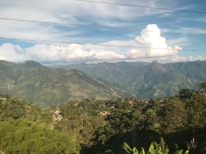 Salento-Medellin Views