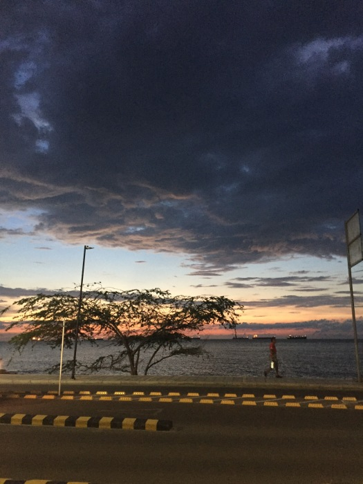 Santa Marta Views