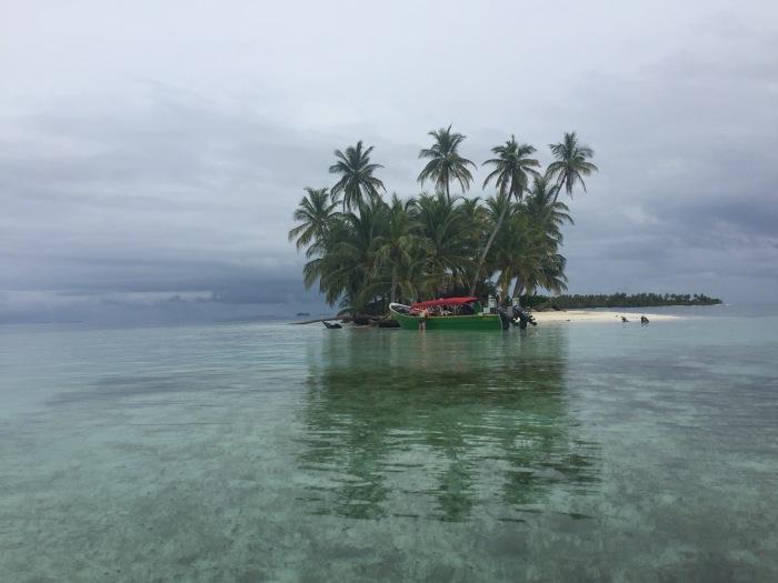 Isla Pelicano 1 San Blas