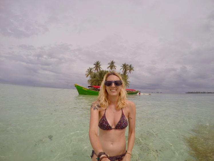 San Blas Islands Selfie