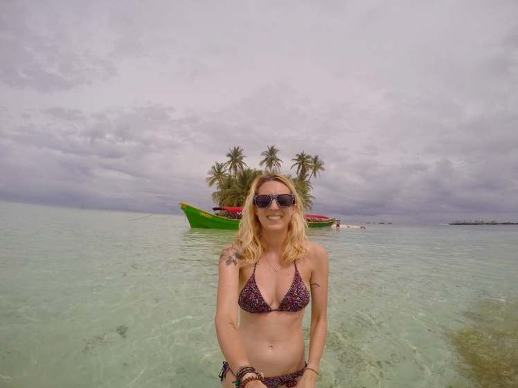 San Blas Islands Selfie