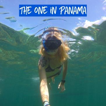 Panama underwater GoPro