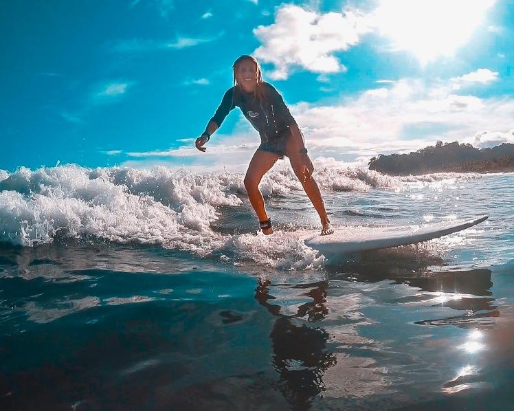 Samara Surfing